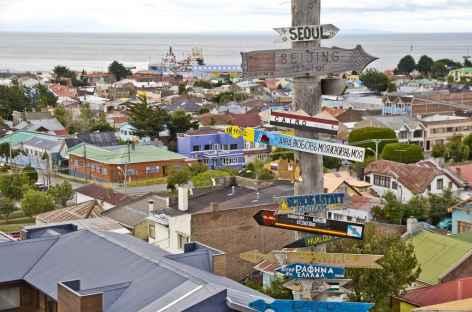 La ville d'Ushuaïa - Patagonie - Argentine -