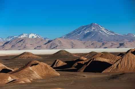 Volcans et salar - Argentine -