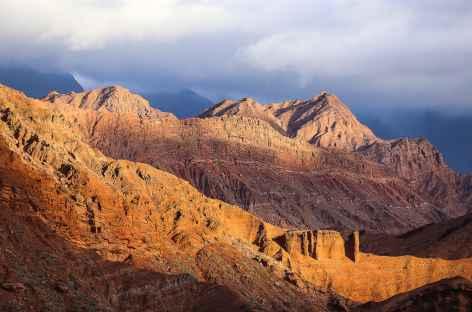 Far West ? Non, Nord-Ouest argentin entre Salta et Cafayate - Argentine -