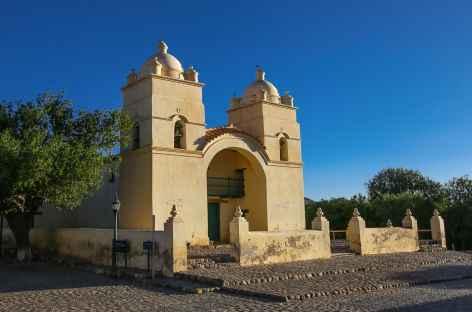 Eglise coloniale à Molinos - Argentine -
