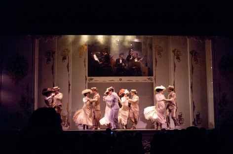 Buenos Aires, dîner-spectacle de tango - Argentine -