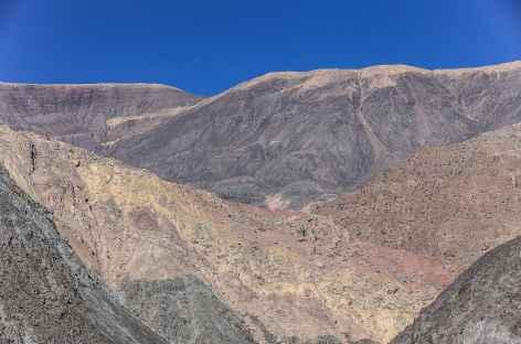 Paysage à l'approche de Salta - Argentine -