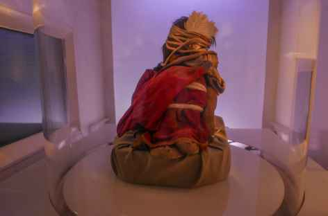 Salta, musée MAAM - Argentine -
