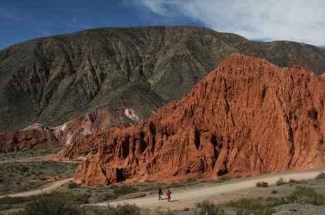 Balade à Purmamarca - Argentine -