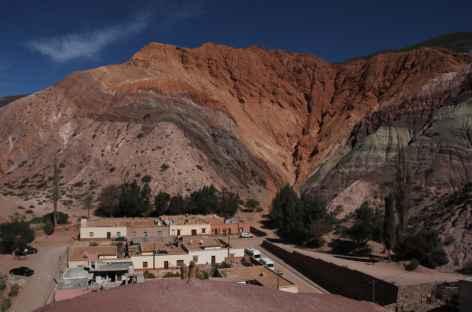 Village de Purmamarca - Argentine -
