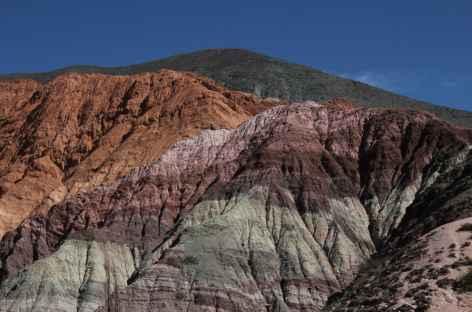 Purmamarca, la montagne aux 7 couleurs - Argentine -