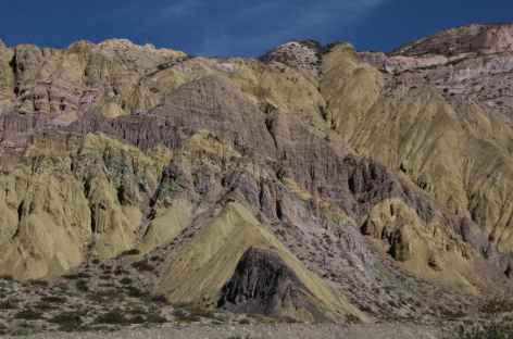 Sur la route de Purmamarca - Argentine -