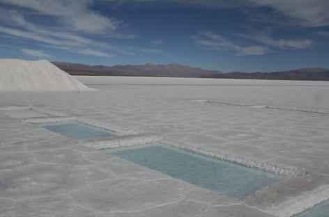 Salar de Salinas Grandes - Argentine -