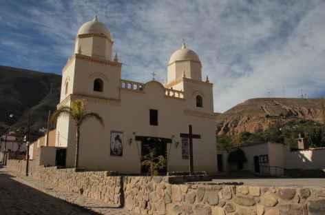 Eglise coloniale de Tilcara - Argentine -