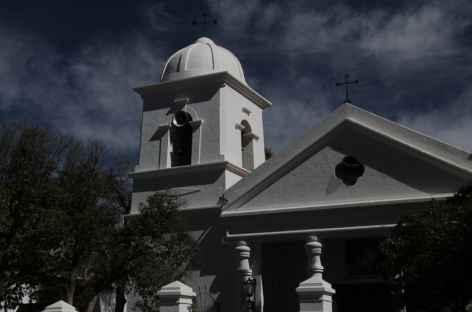 Eglise à Humahuaca - Argentine -