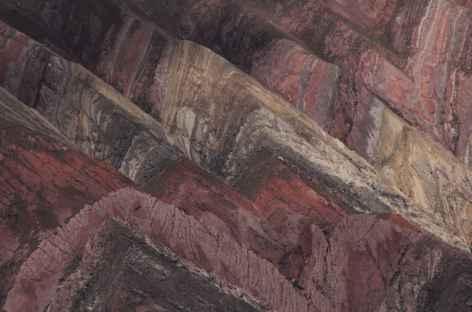 Le site d'Hornocal, la montagne aux 14 couleurs - Argentine -