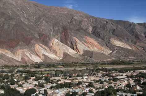 Entre Purmamarca et Salta - Argentine -