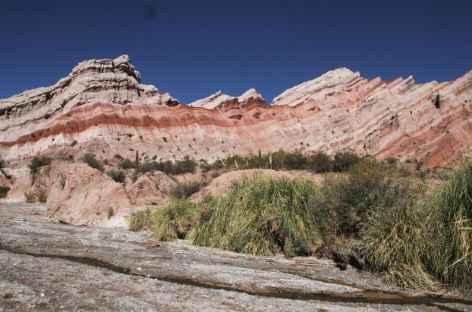 Balade dans les gorges d'Acsibi - Argentine -
