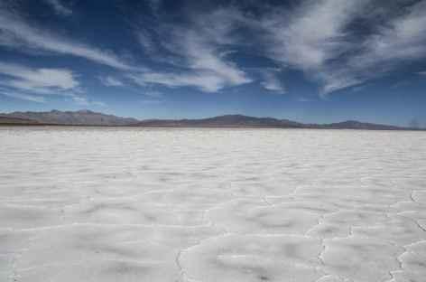 Salar Salinas Grandes - Argentine -