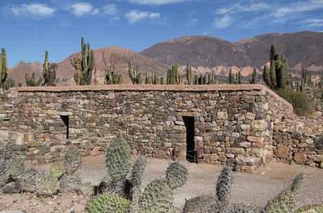 Site archéologique de Tilcara - Argentine -