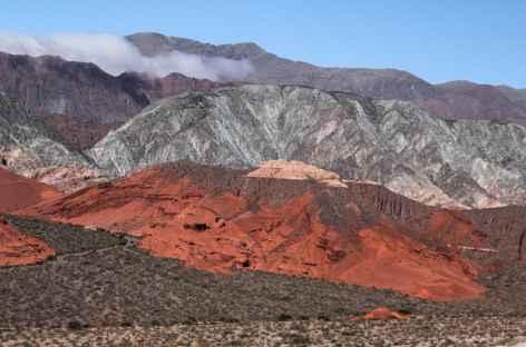 Quebrada de las Conchas - Argentine -