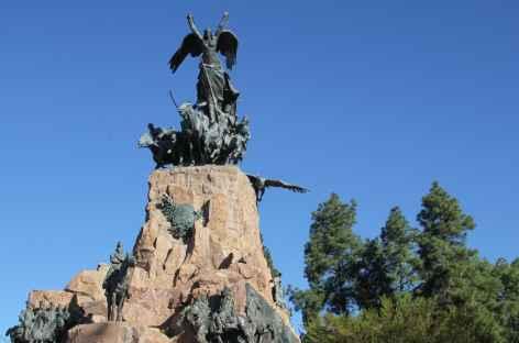 Mendoza, le mont de la Gloire -