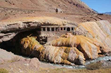 Argentine, puente del Inca -