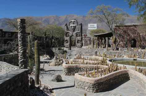 Argentine, musée archéologique près de Quilmes -
