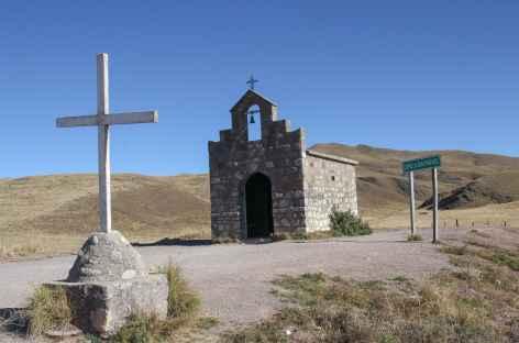 Argentine, col Piedra del Molino -