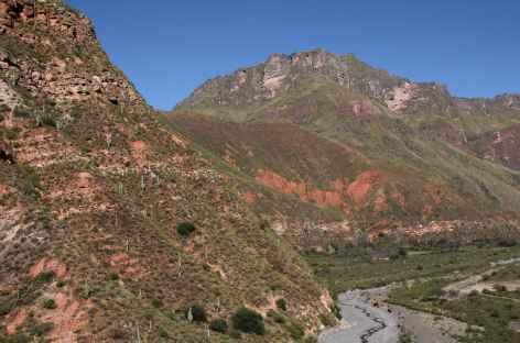 Argentine, Quebrada del Escoipe -