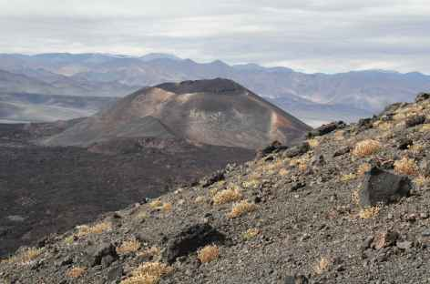Argentine, volcan Carachi Pampa dans la Puna -
