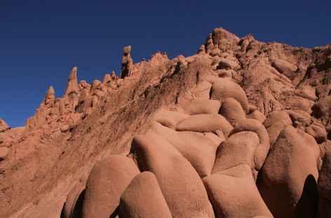 Argentine, balade dans la gorge d'Acsibi -