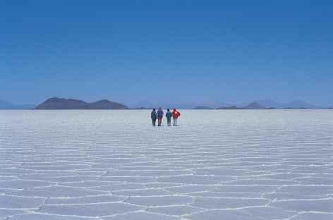 Balade sur le Salar d'Uyuni - Bolivie -