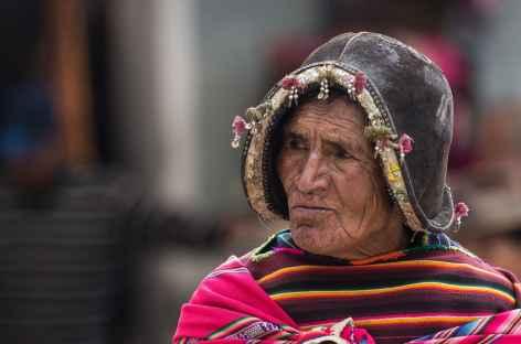 Marché de Tarabuco - Bolivie -