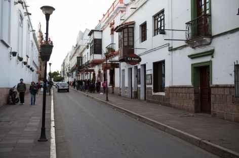 Sucre -  Bolivie -