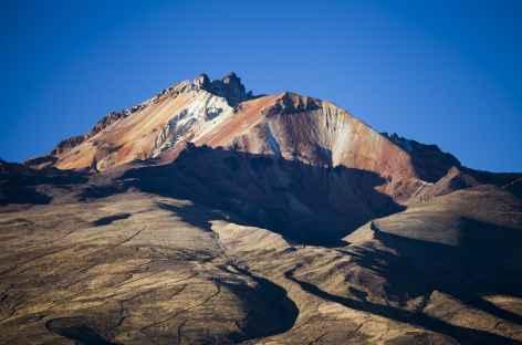 Le volcan Tunupa - Bolivie -