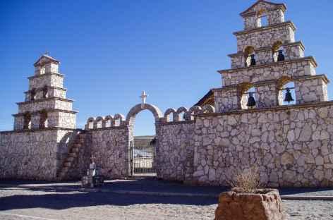 Eglise San Cristobal -