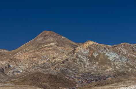 Potosi et le Cerro Rico - Bolivie -