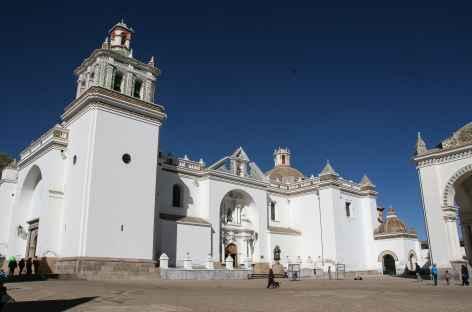 La cathédrale de Copacabana - Bolivie -