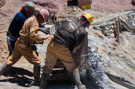 Potosi, avec les mineurs du Cerro Rico - Bolivie -