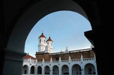 Sucre, le monastère Felipe Neri - Bolivie -