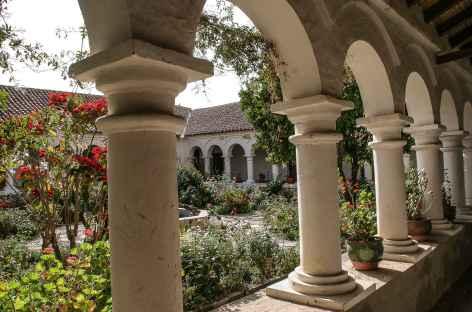 Sucre, le couvent franciscain de la Recoleta - Bolivie -