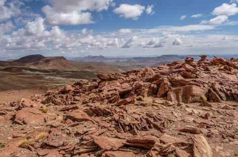 Balade dans les environs de Tupiza - Bolivie -