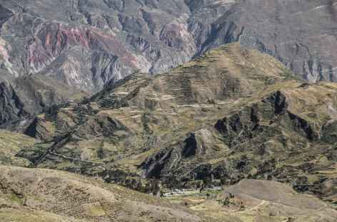 Le village de Phinaya - Bolivie -