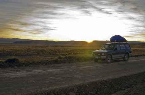 Retour de trek - Bolivie -