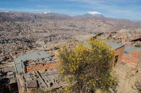 La Paz et le Mururata - Bolivie -