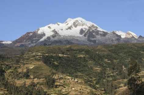 Cordillère Royale, le village de Sorata - Bolivie -