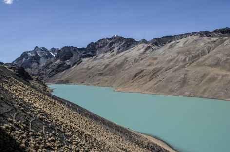Cordillère Royale, la lagune Khotia - Bolivie -