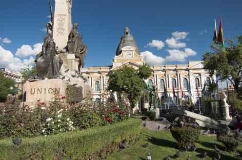 La Paz, quartier colonial -