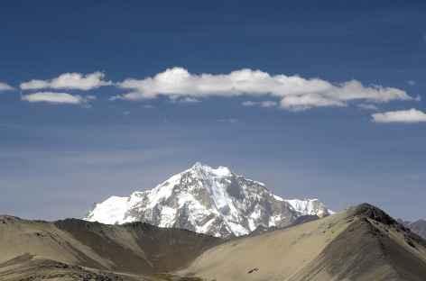 Cordillère Royale, vue sur le Huayna Potosi - Bolivie -