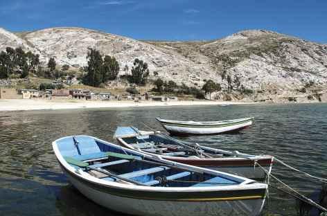 Sur l'île du Soleil - Bolivie -