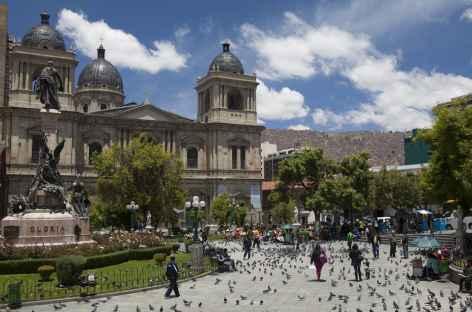 Balade à La Paz - Bolivie -