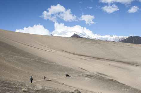 Cordillère Royale,en direction de Chojna Khota - Bolivie -