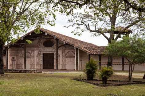 La petite église de Santa Ana - Bolivie -