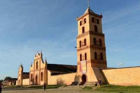 L'église de San José de Chiquitos - Bolivie -